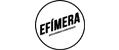 Efímera, artes escénicas y audiovisuales
