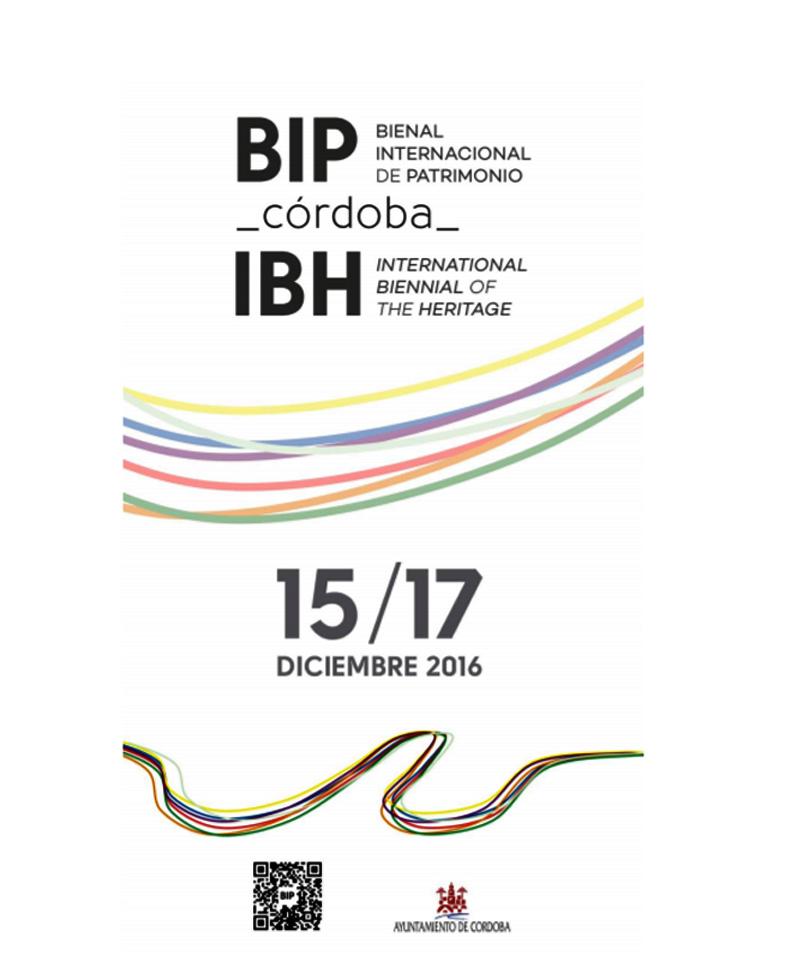 BIENAL INTERNACIONAL DE PATRIMONIO (2016)